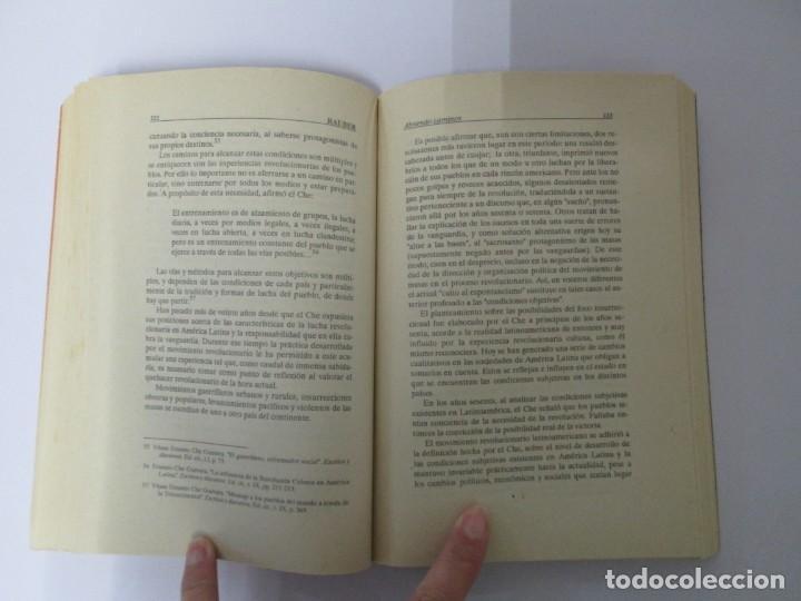 Libros de segunda mano: PENSAR AL CHE. TOMO I Y II. CENTRO DE ESTUDIOS SOBRE AMERICA. EDITORIAL JOSE MARTI - Foto 13 - 161234130