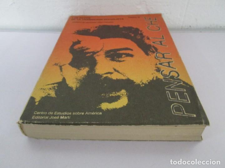 Libros de segunda mano: PENSAR AL CHE. TOMO I Y II. CENTRO DE ESTUDIOS SOBRE AMERICA. EDITORIAL JOSE MARTI - Foto 20 - 161234130