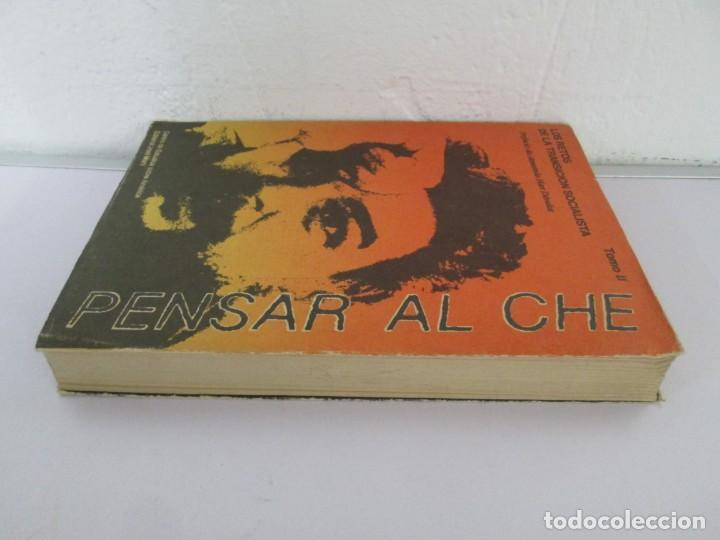 Libros de segunda mano: PENSAR AL CHE. TOMO I Y II. CENTRO DE ESTUDIOS SOBRE AMERICA. EDITORIAL JOSE MARTI - Foto 21 - 161234130