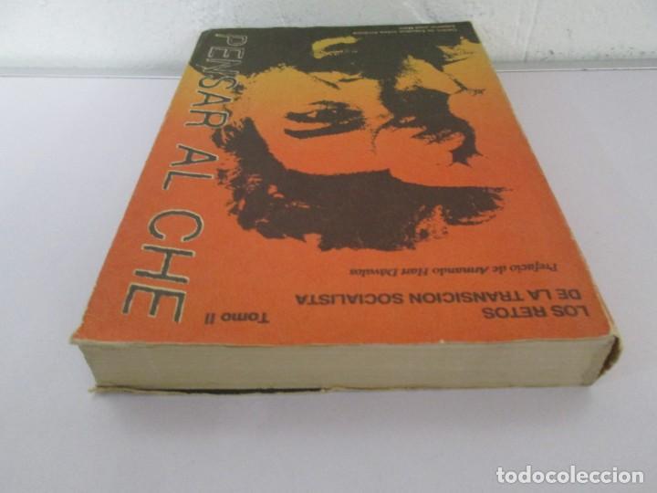 Libros de segunda mano: PENSAR AL CHE. TOMO I Y II. CENTRO DE ESTUDIOS SOBRE AMERICA. EDITORIAL JOSE MARTI - Foto 22 - 161234130