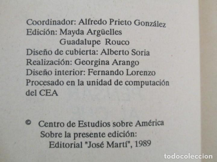 Libros de segunda mano: PENSAR AL CHE. TOMO I Y II. CENTRO DE ESTUDIOS SOBRE AMERICA. EDITORIAL JOSE MARTI - Foto 24 - 161234130
