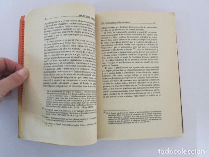 Libros de segunda mano: PENSAR AL CHE. TOMO I Y II. CENTRO DE ESTUDIOS SOBRE AMERICA. EDITORIAL JOSE MARTI - Foto 27 - 161234130