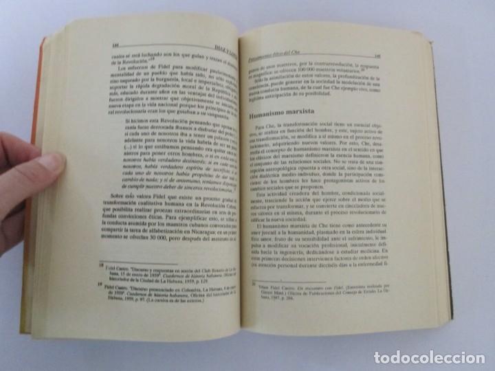 Libros de segunda mano: PENSAR AL CHE. TOMO I Y II. CENTRO DE ESTUDIOS SOBRE AMERICA. EDITORIAL JOSE MARTI - Foto 28 - 161234130