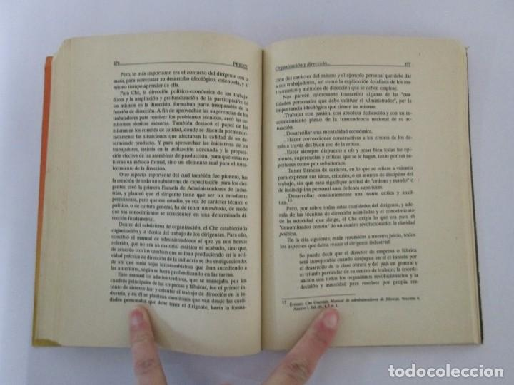 Libros de segunda mano: PENSAR AL CHE. TOMO I Y II. CENTRO DE ESTUDIOS SOBRE AMERICA. EDITORIAL JOSE MARTI - Foto 30 - 161234130