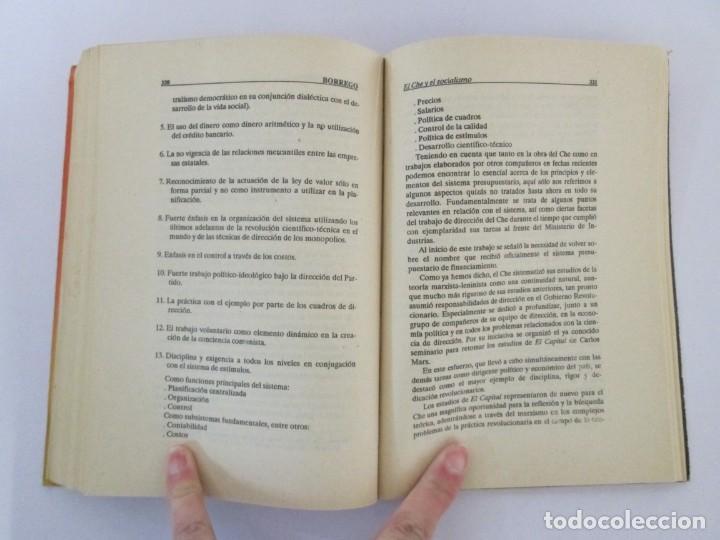 Libros de segunda mano: PENSAR AL CHE. TOMO I Y II. CENTRO DE ESTUDIOS SOBRE AMERICA. EDITORIAL JOSE MARTI - Foto 31 - 161234130