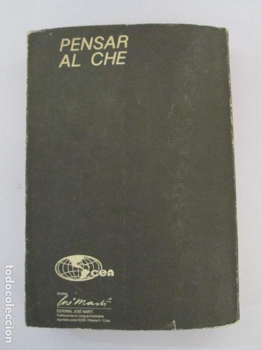 Libros de segunda mano: PENSAR AL CHE. TOMO I Y II. CENTRO DE ESTUDIOS SOBRE AMERICA. EDITORIAL JOSE MARTI - Foto 32 - 161234130