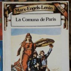 Libros de segunda mano - Karl Marx - Friedrich Engels - V. I. Lenin . La Comuna de París - 163887774
