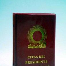 Libros de segunda mano: CITAS DEL PRESIDENTE MAO TSE TUNG (MAO TSE TUNG), 1996. Lote 164673597