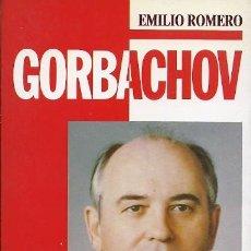 Libros de segunda mano: EL HURACAN DE LAS LIBERTADES GORBACHOV EMILIO ROMERO 1990. Lote 164976702
