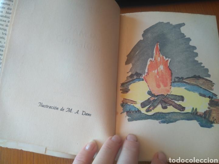 Libros de segunda mano: LEON DEGRELLE, ALMAS ARDIENDO- PRÓLOGO DE GREGORIO MARAÑÓN. EDITORIAL LA HOJA DE ROBLE, 1954 - Foto 3 - 165329746