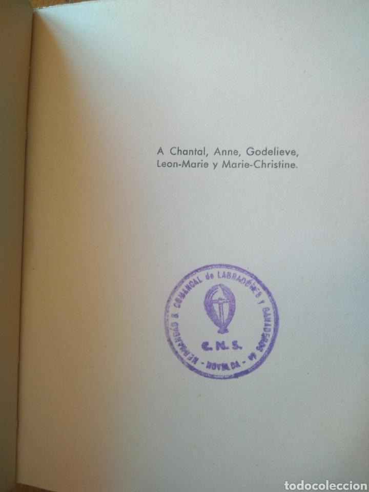 Libros de segunda mano: LEON DEGRELLE, ALMAS ARDIENDO- PRÓLOGO DE GREGORIO MARAÑÓN. EDITORIAL LA HOJA DE ROBLE, 1954 - Foto 4 - 165329746