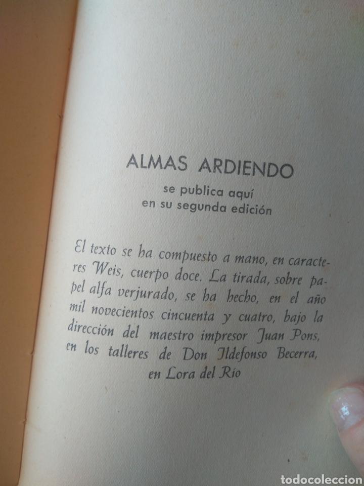 Libros de segunda mano: LEON DEGRELLE, ALMAS ARDIENDO- PRÓLOGO DE GREGORIO MARAÑÓN. EDITORIAL LA HOJA DE ROBLE, 1954 - Foto 5 - 165329746