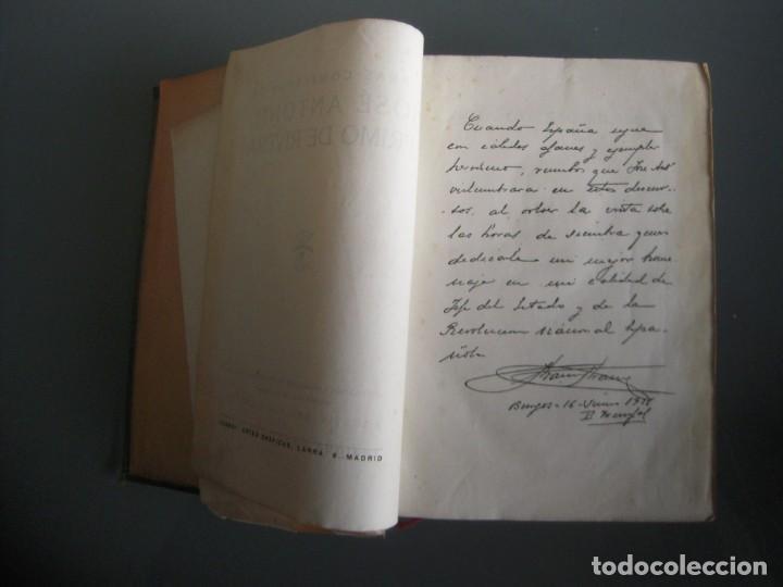 Libros de segunda mano: Obras completas de Jose Antonio Primo de Rivera Editora Nacional con prEFACIO de Francisco Franco - Foto 6 - 165336366