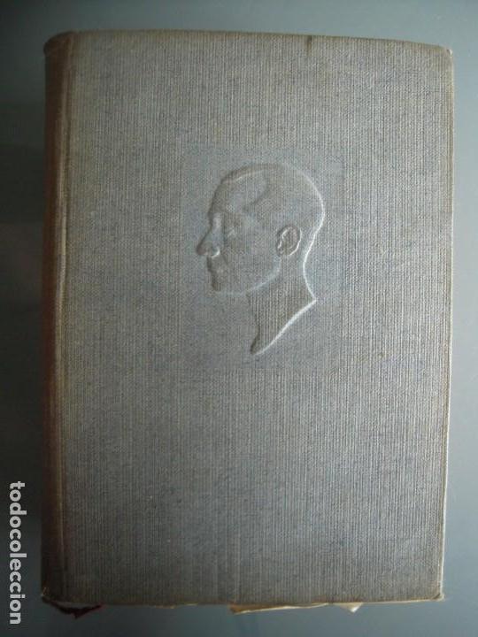 OBRAS COMPLETAS DE JOSE ANTONIO PRIMO DE RIVERA EDITORA NACIONAL CON PREFACIO DE FRANCISCO FRANCO (Libros de Segunda Mano - Pensamiento - Política)
