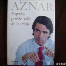 Libros de segunda mano: ESPAÑA PUEDE SALIR DE LA CRISIS. Lote 166914220