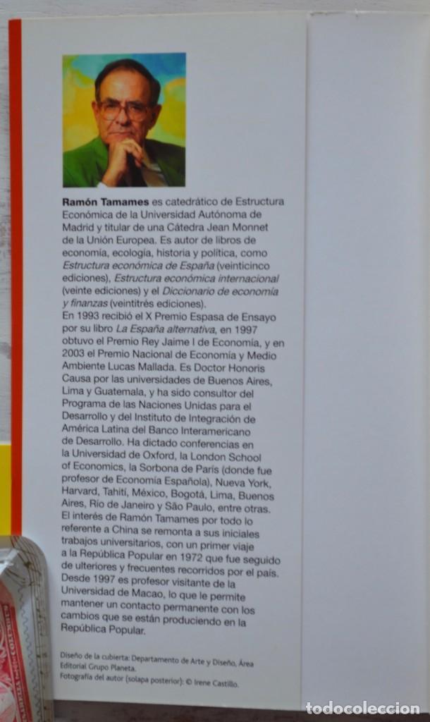 Libros de segunda mano: CHINA TERCER MILENIO EL DRAGÓN OMNIPOTENTE, RAMÓN TAMAMES, FELIPE DEBASA. PLANETA - Foto 4 - 167585260