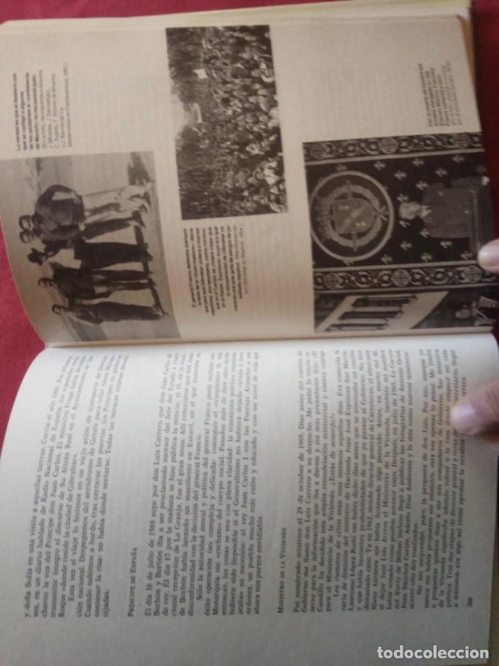 Libros de segunda mano: FRANCO VISTO POR SUS MINISTROS. ESPEJO DE ESPAÑA, EDITORIAL PLANETA, 1981. - Foto 3 - 167688820