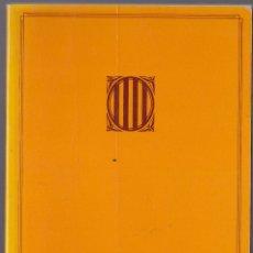 Libros de segunda mano: CONSTITUCIO ESPANYOLA - PUBLICACIONS DEL PARLAMENT DE CATALUNYA - 1994 - CATALÀ. Lote 167692964