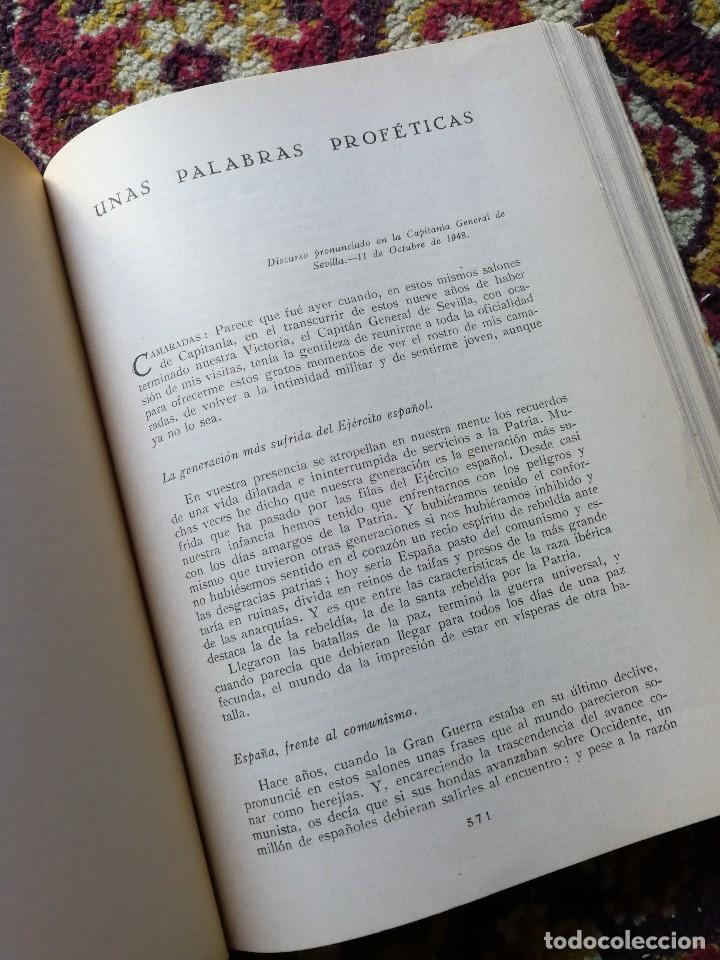 Libros de segunda mano: TEXTOS DE DOCTRINA POLÍTICA. PALABRAS Y ESCRITOS DE 1945 A 1950. FRANCISCO FRANCO. MADRID. 1951 - Foto 7 - 167857100