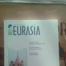 Libros de segunda mano: EURASIA. AVATAR EDITIONS, 2006. Lote 169326292