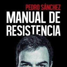 Libros de segunda mano: MANUAL DE RESISTENCIA. Lote 171674672