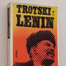 Libros de segunda mano: LENIN - TROTSKI, LEÓN. Lote 172271454
