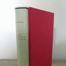 Libros de segunda mano: LOS HEROICOS FURORES GIORDANO BRUNO . Lote 172886658