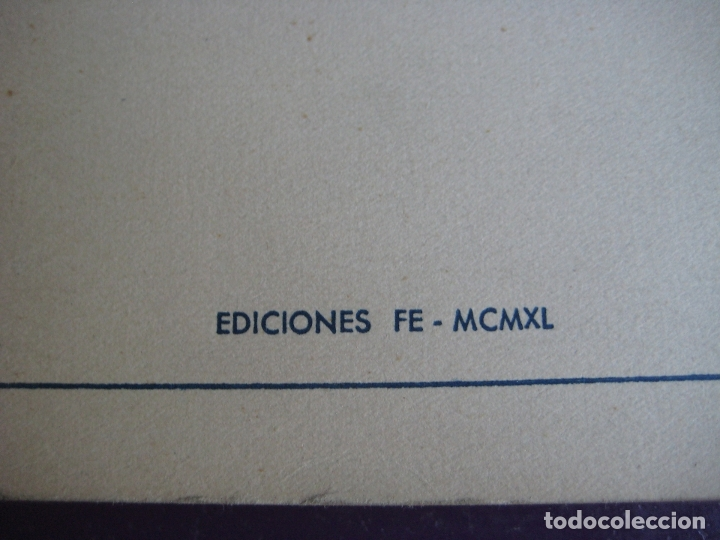 Libros de segunda mano: APARISI Y GUIJARRO - ANTOLOGIA - EDICIONES FALANGE ESPAÑOLA 1940 - BREVIARIO PENSAMIENTO ESPAÑOL - Foto 2 - 173480520