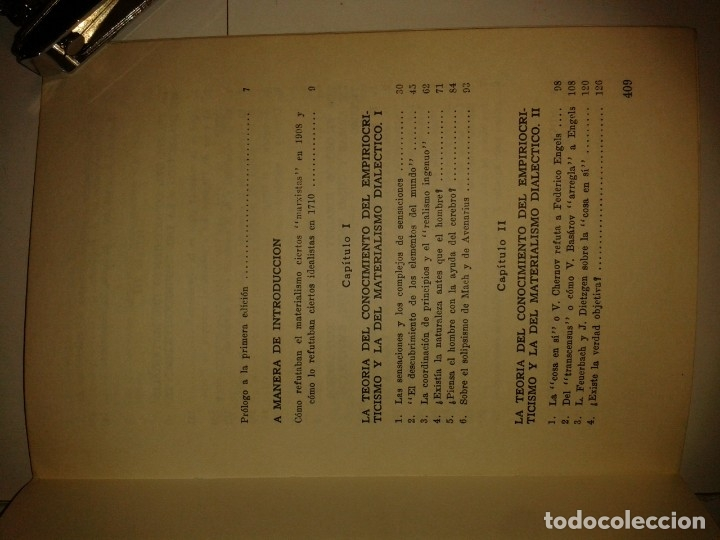 Libros de segunda mano: MATERIALISMO Y EMPIRIOCRITICISMO 1974 V. I. LENIN EDITORIAL FUNDAMENTOS - Foto 2 - 173493530