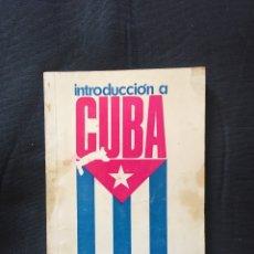 Libros de segunda mano: INTRODUCCIÓN A CUBA ANDRÉS SOREL. Lote 174214514