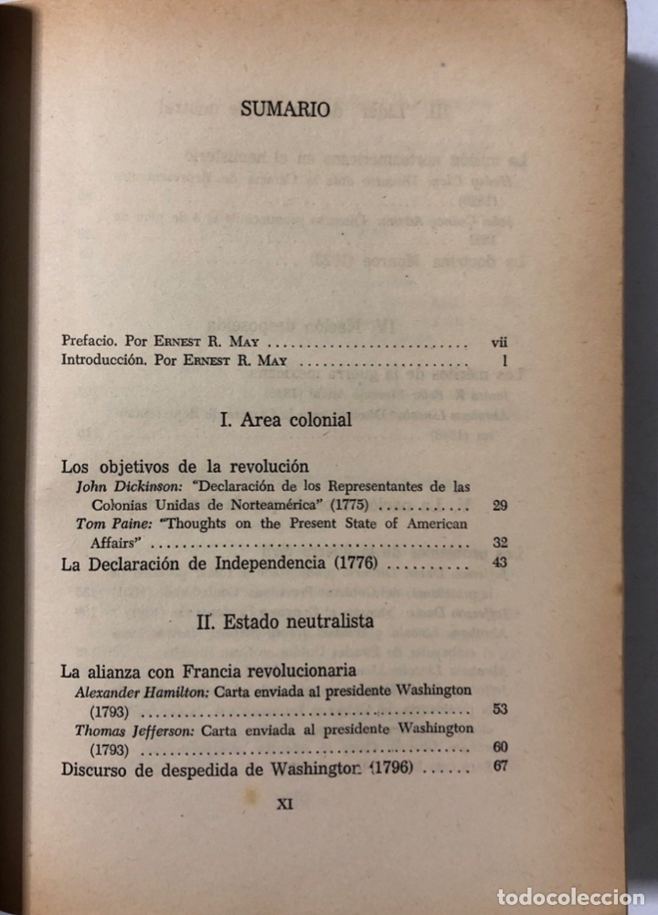 Libros de segunda mano: LAS RELACIONES INTERNACIONALES. LEONARD W. LEVY Y JOHN P. ROCHE. VEA Y LEA. BUENOS AIRES 1963 - Foto 4 - 174883912
