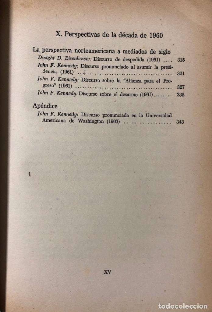 Libros de segunda mano: LAS RELACIONES INTERNACIONALES. LEONARD W. LEVY Y JOHN P. ROCHE. VEA Y LEA. BUENOS AIRES 1963 - Foto 5 - 174883912