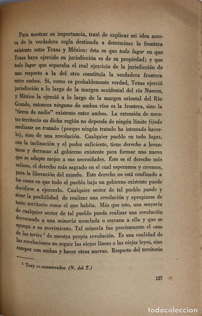 Libros de segunda mano: LAS RELACIONES INTERNACIONALES. LEONARD W. LEVY Y JOHN P. ROCHE. VEA Y LEA. BUENOS AIRES 1963 - Foto 7 - 174883912