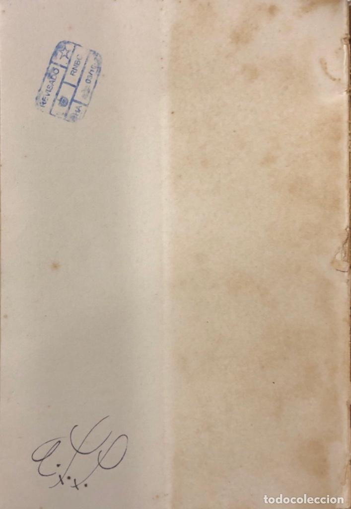 Libros de segunda mano: PENSAMIENTO POLITICO, ECONOMICO Y SOCIAL DE FIDEL CASTRO. EDITORIAL LEX. LA HABANA, 1959. - Foto 6 - 176326433