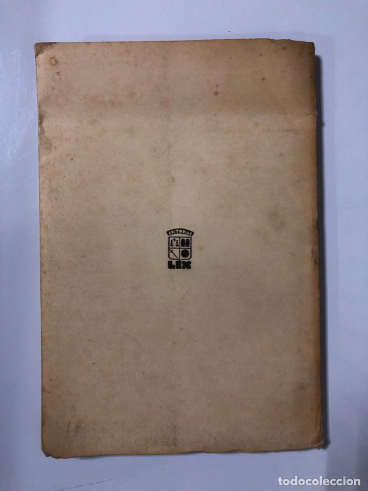 Libros de segunda mano: PENSAMIENTO POLITICO, ECONOMICO Y SOCIAL DE FIDEL CASTRO. EDITORIAL LEX. LA HABANA, 1959. - Foto 7 - 176326433