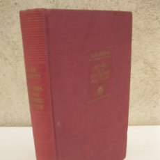 Libros de segunda mano: HISTORIA DE LAS DOCTRINAS POLÍTICAS - JUAN BENEYTO - M. AGUILAR, EDITOR - AÑO 1948.. Lote 176741739