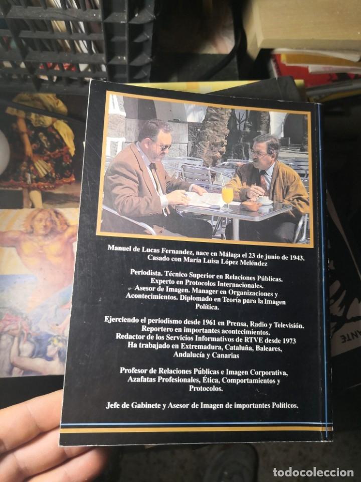 Libros de segunda mano: BRAVO DE LAGUNA. 18 AÑOS DE PARLAMENTARISMO. POR Manuel de Lucas - Foto 2 - 178084880