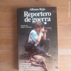 Libros de segunda mano: REPORTERO DE GUERRA ROJO, ALFONSO PLANETA 1995 280PP. Lote 178444022