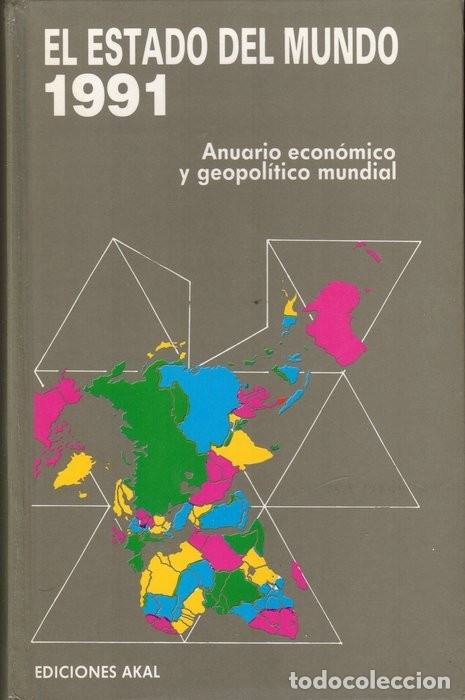 EL ESTADO DEL MUNDO. AÑO 1991. EDITORIAL AKAL (Libros de Segunda Mano - Pensamiento - Política)