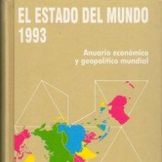 Libros de segunda mano: EL ESTADO DEL MUNDO. AÑO 1993. EDITORIAL AKAL. Lote 178959813