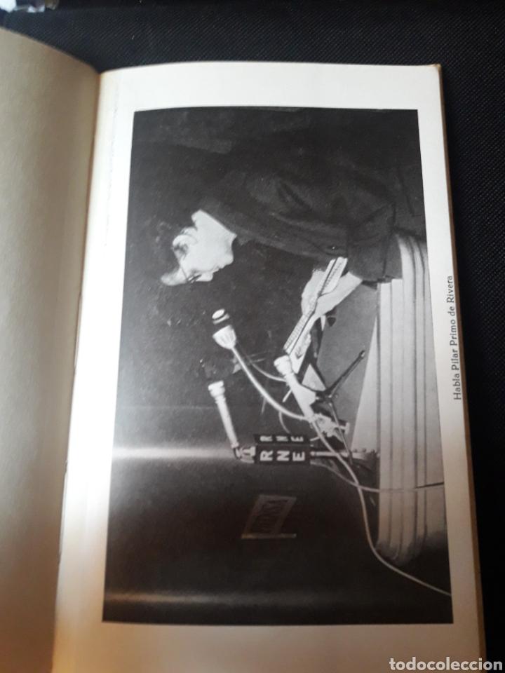 Libros de segunda mano: XXIV Consejo Nacional de la Sección Femenina. Discursos. 1968. Falange Guerra Civil Franquismo - Foto 2 - 180014752