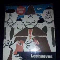 Libros de segunda mano: LOS NUEVOS AYUNTAMIENTOS DE LA DEMOCRACIA DE BONIFACIO VAREA. 1979. 240 PÁGINAS. Lote 180022873
