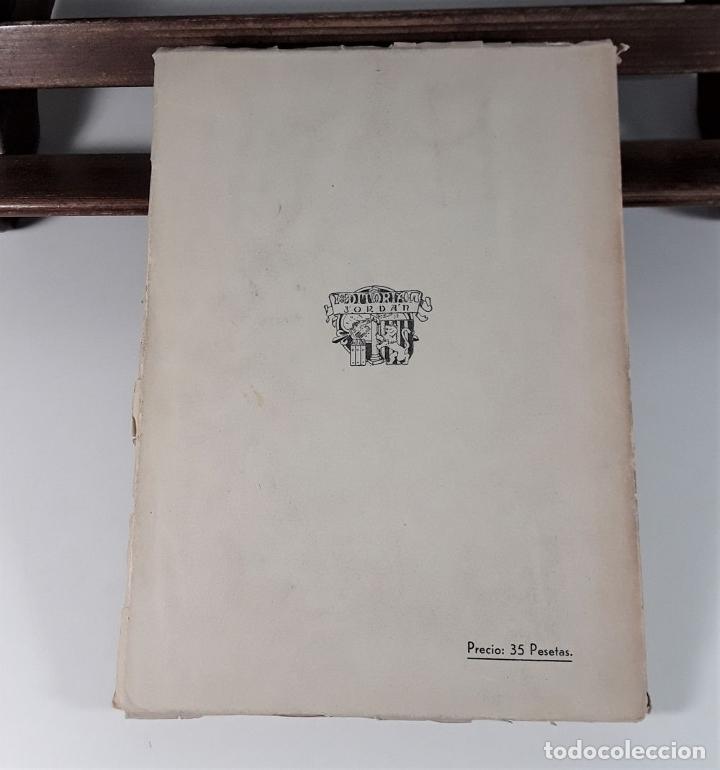 Libros de segunda mano: ENTORNO AL 98 POLÍTICA Y LITERATURA. MELCHOR FERNÁNDEZ. EDIT. JORDAN. MADRID. 1948. - Foto 4 - 180098016