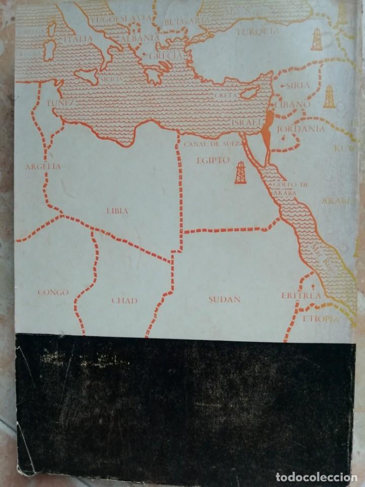 Libros de segunda mano: INFORME SOBRE EL MEDIO ORIENTE. 1968. LEÓN POCH. - Foto 2 - 180224997