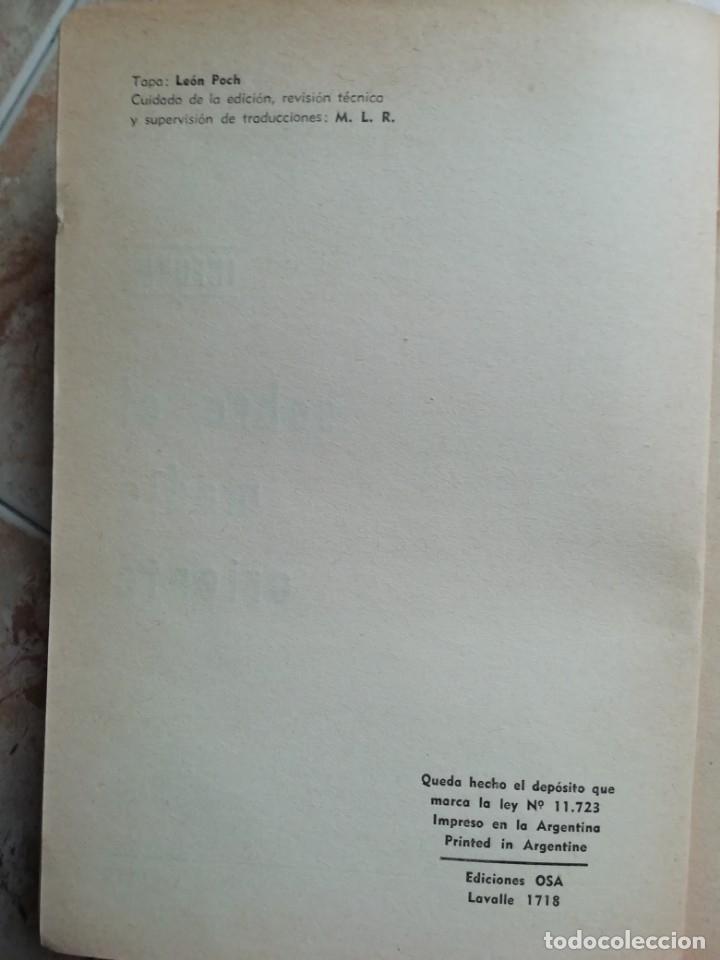 Libros de segunda mano: INFORME SOBRE EL MEDIO ORIENTE. 1968. LEÓN POCH. - Foto 3 - 180224997