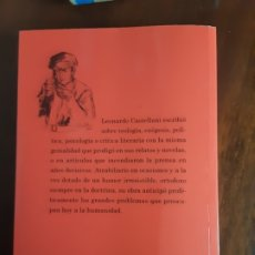 Libros de segunda mano: COMO SOBREVIVIR INTELECTUALMENTE AL S.XXI. Lote 180448173