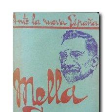 Livres d'occasion: ANTE LA NUEVA ESPAÑA MELLA DICE...VÁZQUEZ DE MELLA, JUAN. Lote 181604006