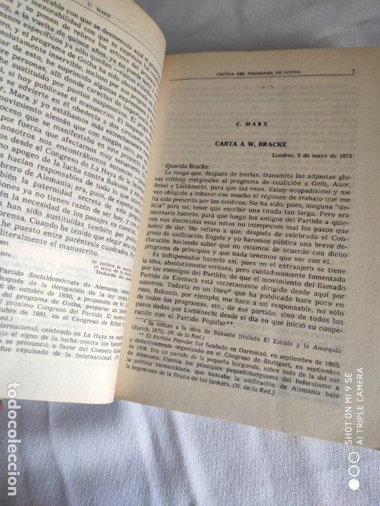 Libros de segunda mano: PENSAMIENTO Y TEORIA POLITICA - Foto 7 - 181747950