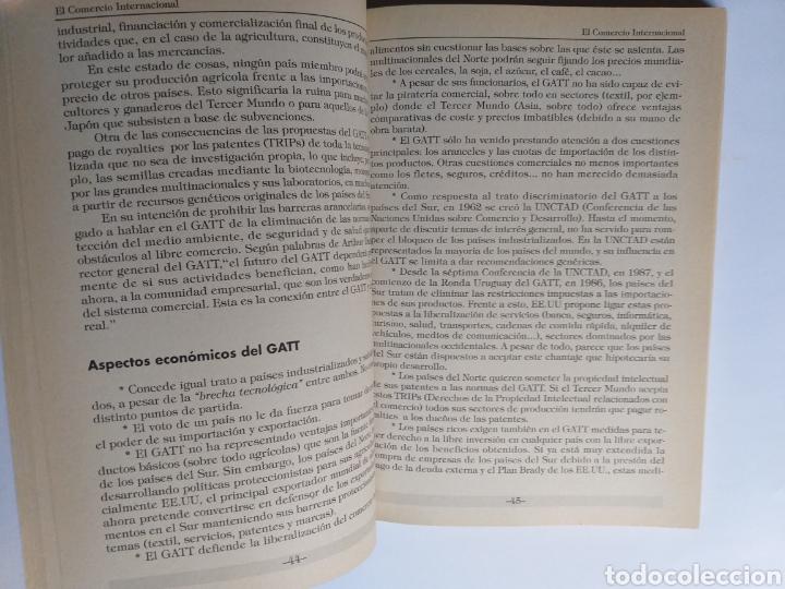 Libros de segunda mano: Pensamiento política . Norte - Sur . Dosier para trabajar las relaciones Norte-Sur. - Foto 13 - 182138088