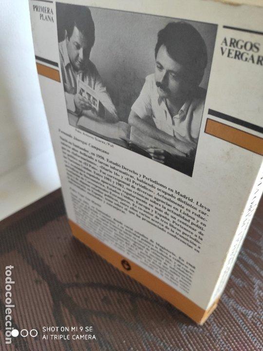 Libros de segunda mano: CRONICA DEL ANTIFRANQUISMO.PRIMERA EDICION.1983 - Foto 2 - 182941025
